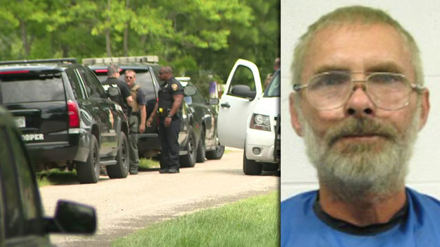 Car found as search for suspect in shootings near Cleveland continues