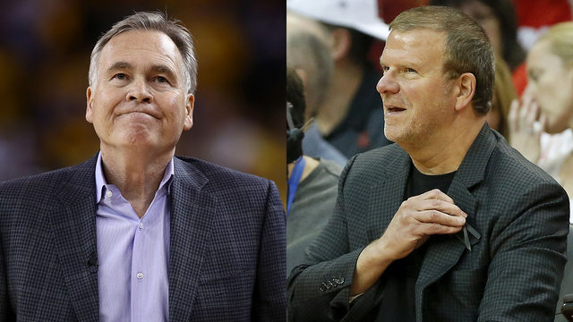 D'Antoni turns down Rockets' 'incentive-based' contract offer, owner says