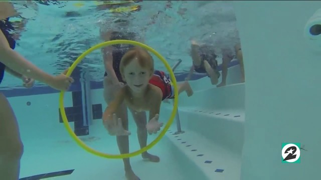 Free swim safety classes with the YMCA | HOUSTON LIFE | KPRC 2