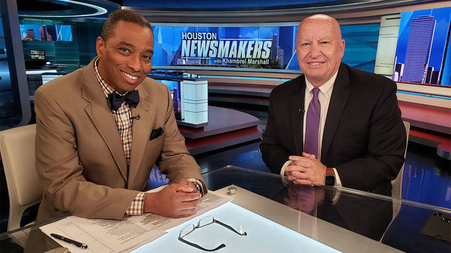 Houston Newsmakers for June 2: Congressman Kevin Brady says Mueller…