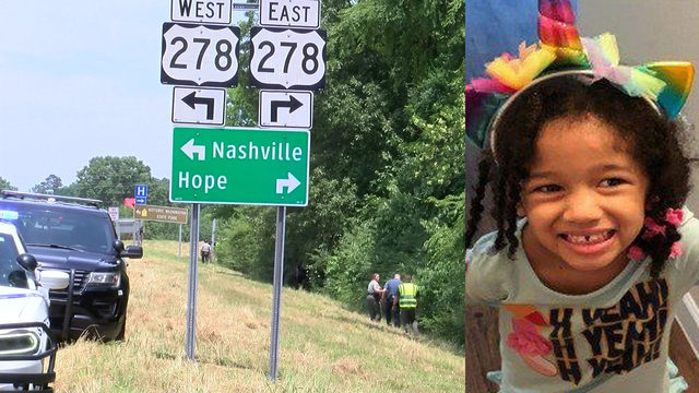 Remains of child found near search scene for Maleah Davis in Arkansas