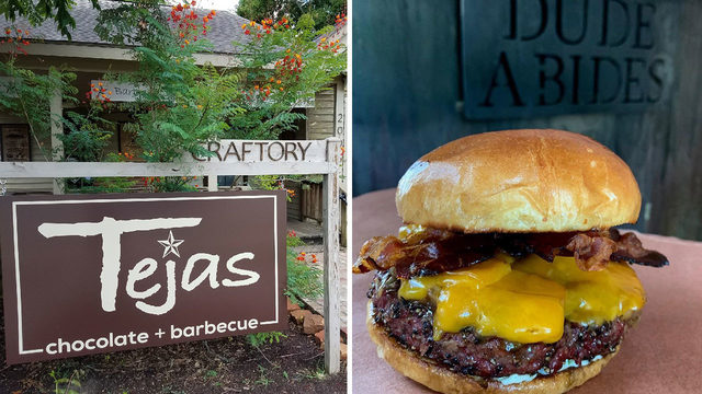 Tejas Chocolate & BBQ owners to open new burger joint