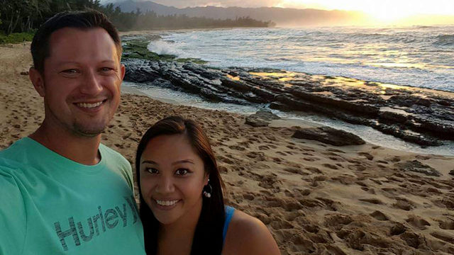 Young Texas couple die from unidentified illness in Fiji