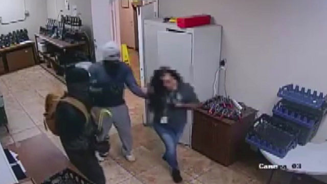 Woman tied up during robbery in west Houston