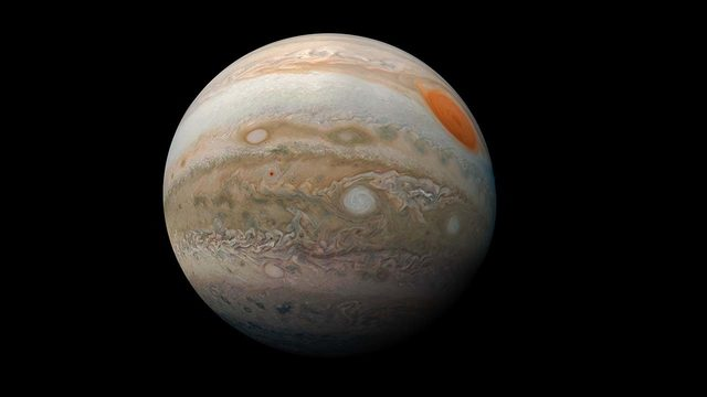 This month, you can see Jupiter, moons with binoculars