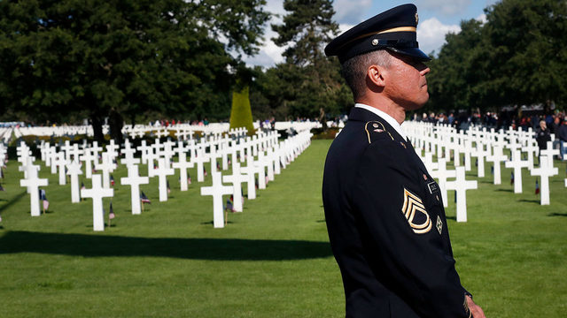 LIVE STREAM: World marks 75 years since D-Day in solemn observances