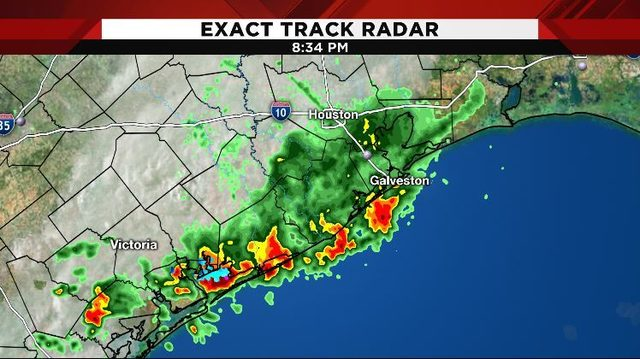 Severe Thunderstorm Watch issued for several counties until 10 p.m.