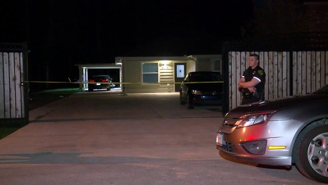 Man gunned down while sitting in his car, police say