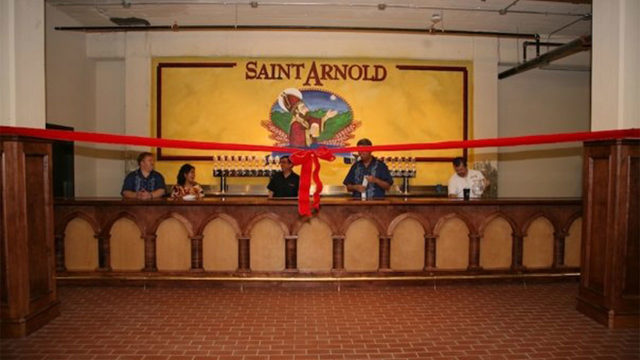 PHOTOS: 25-year journey of Saint Arnold Brewing Company