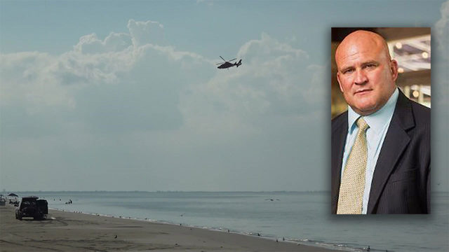 Crews searching for Kemah police chief
