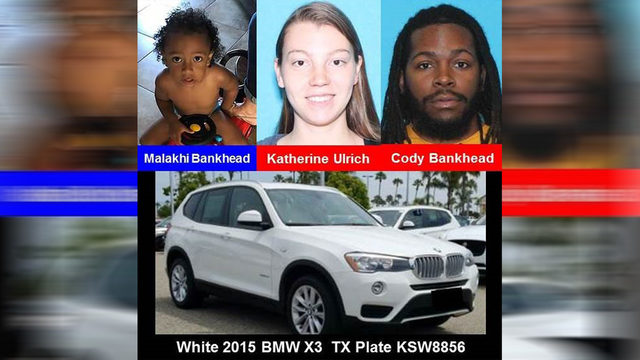 Amber Alert issued for League City child last seen last Tuesday