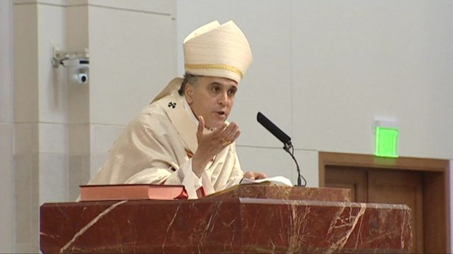 New calls for Cardinal Dinardo to step down amid church sex abuse crises