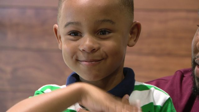 'P-U!': 4-year-old Houston boy recalls moment he told off woman with…