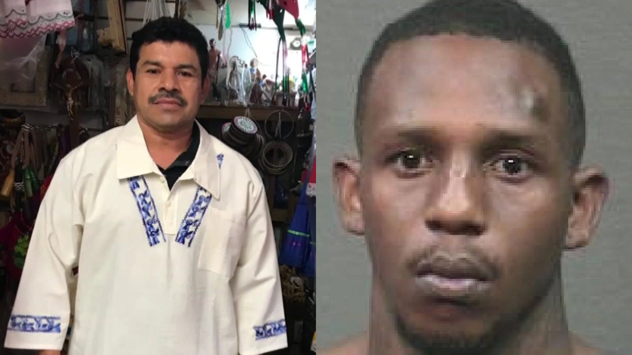 Man charged in connection with deadly Houston food truck robbery