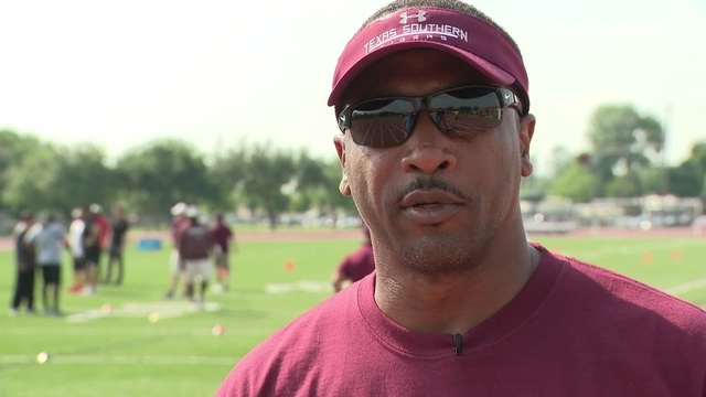 First-year TSU coach Clarence McKinney sets sights on successful camp