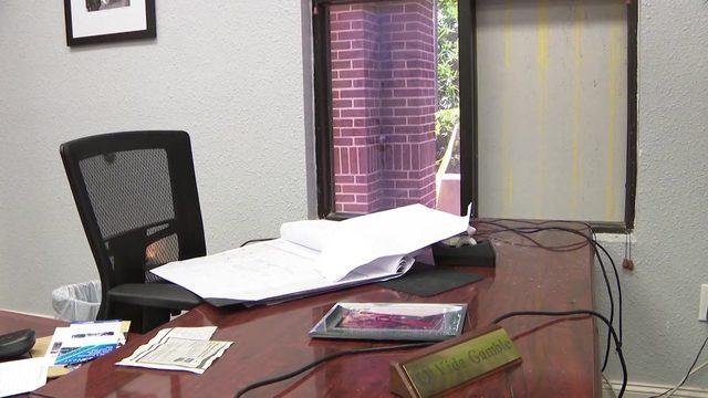 Sen. Borris Miles' NE Houston office ransacked after burglar breaks…