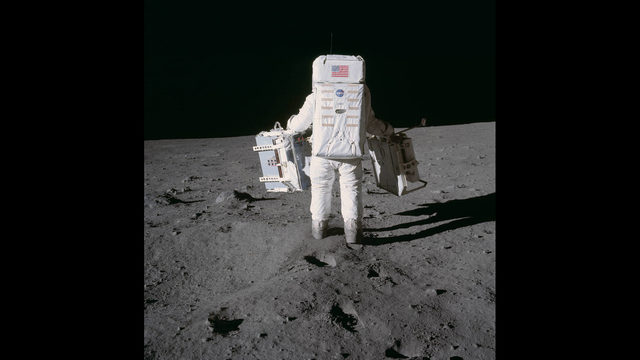 The most important moments that happened during the 8-day Apollo 11 mission