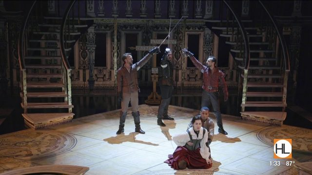A preview of The Three Musketeers at Houston's Alley Theatre | HOUSTON…