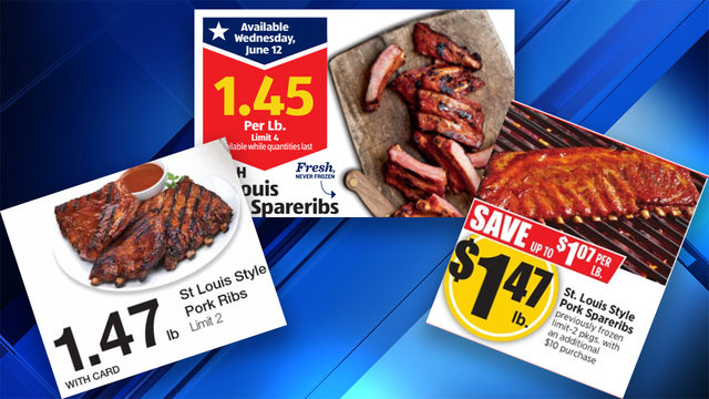Grocery Deals: This week it's all about Father's Day and grilling