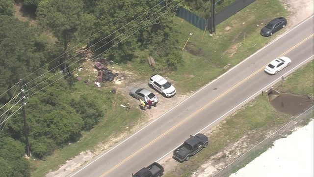 Human bones found in northeast Harris County, sheriff says
