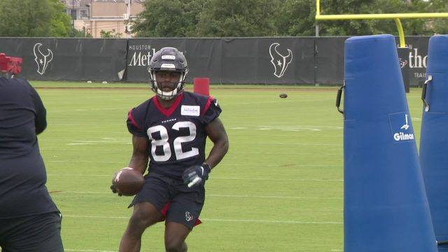 Playing for the home team: Floyd Allen's path from Nimitz HS to Houston Texans