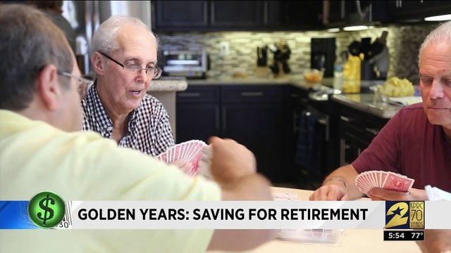 Golden years: Saving for retirement