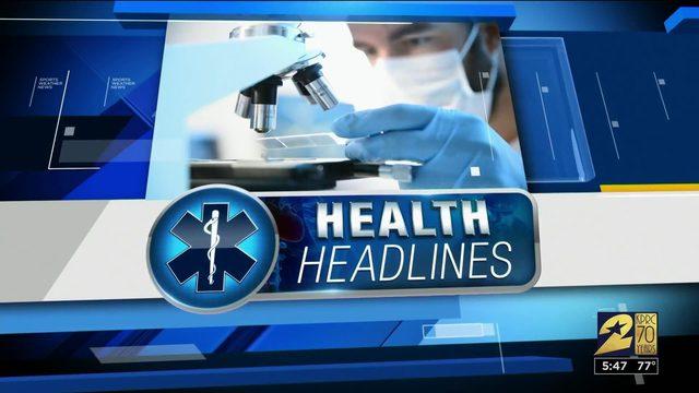 Health headlines for June 13, 2019
