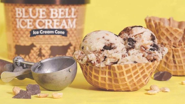 Blue Bell ice cream cone flavor returns to stores