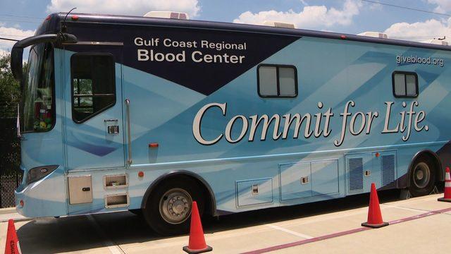 KPRC's summer blood drive kicks off