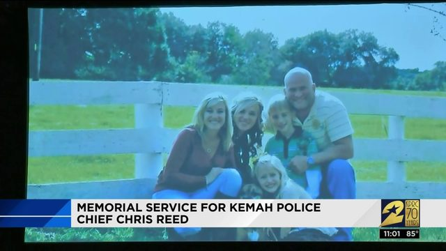 Kemah police chief honored