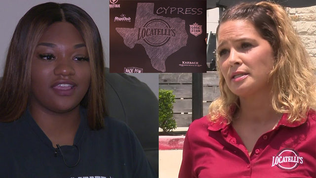 Woman: Cypress restaurant said 'Black students from Prairie View don't…