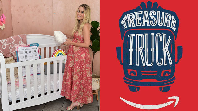 Treasure Truck: This is the Amazon pop-up event for parents of young…