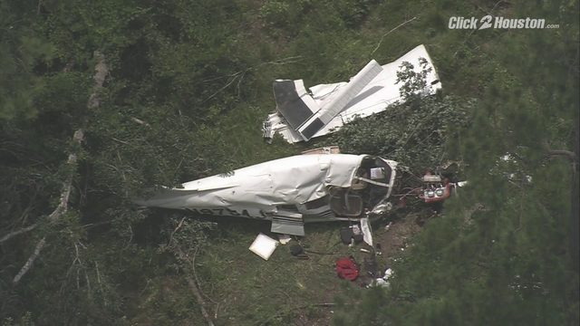 Deadly plane crash near Huntsville
