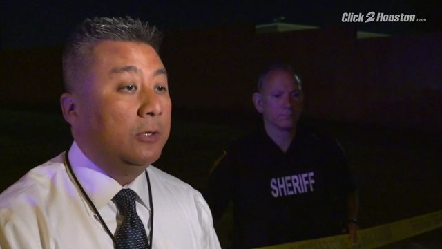 Investigators give update on deputy shot in Katy