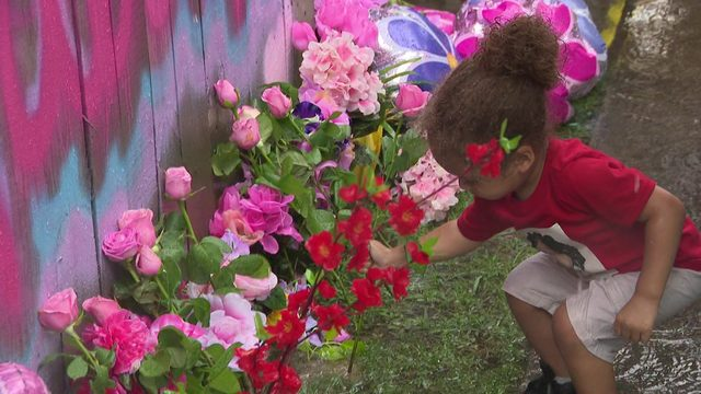 Family, friends gather on Father's Day to keep Maleah Davis' memory alive