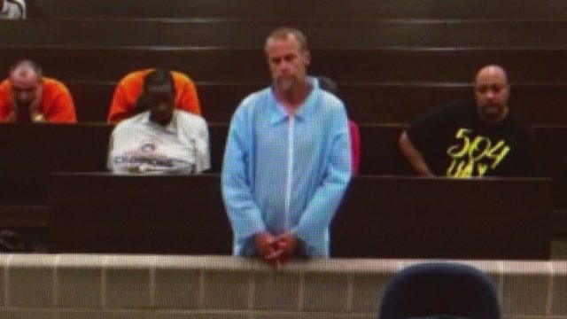 Man accused of shooting HCSO deputy makes first court appearance