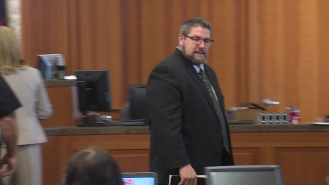Former pastor charged with sexual abuse appears in court