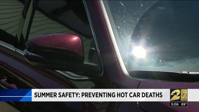 Summer safety: Preventing hot car deaths