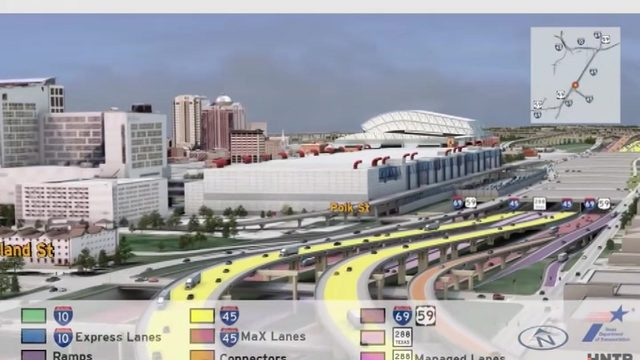 Critics worried about north Houston highway boondoggle