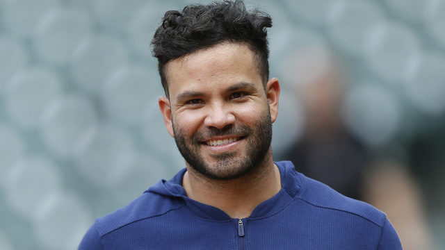 Jose Altuve rejoining Astros during series with Reds