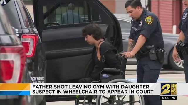 Man accused of shooting other man outside 24 Hour Fitness to appear in court