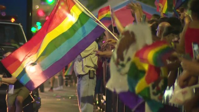 How the Houston area is celebrating Pride Month