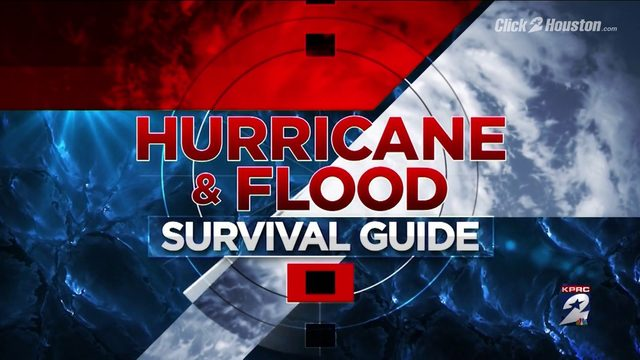 2019 Hurricane and Flood Survival Guide