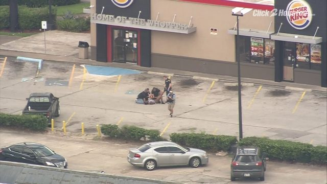 2 suspects in custody after chase in Southwest Houston