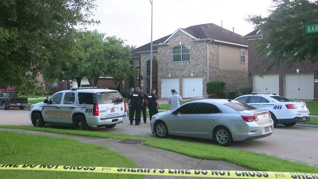 Homeowner shoots man after finding him asleep in front yard, police say