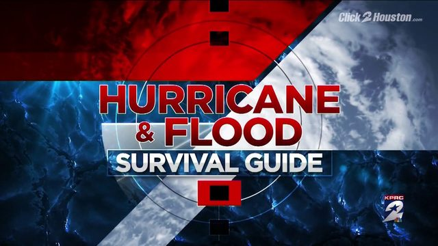 KPRC2's 2019 Hurricane and Flood Survival Guide