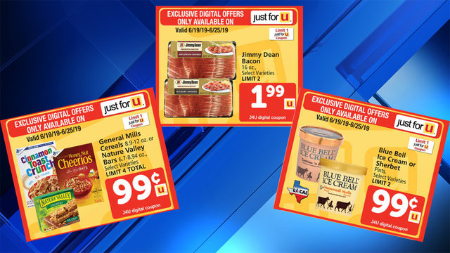 Grocery deals: Bacon, pasta and cereal, oh my!