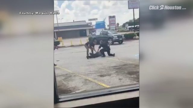 Burger King shooting caught on video