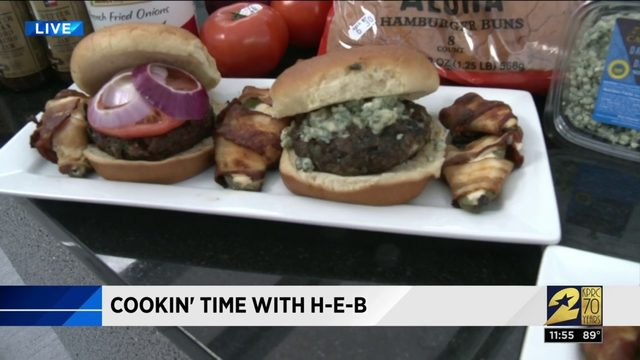 Cookin' time with H-E-B for June 20, 2019