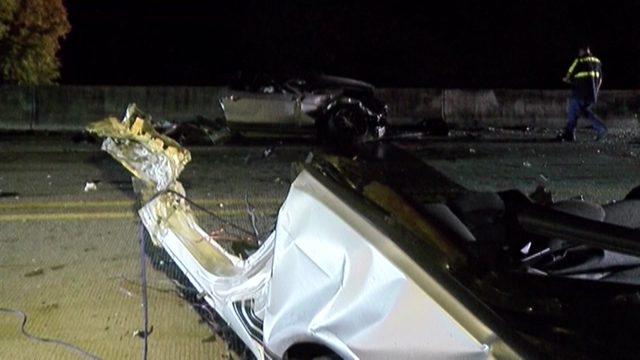 Driver dies after violent crash in Montgomery County